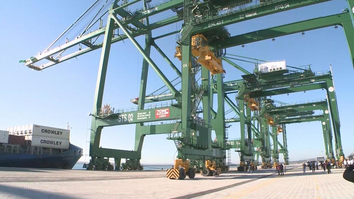 Cuba: Brazil pours hundreds of millions into port development