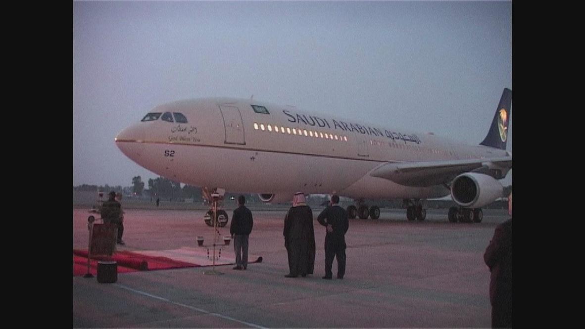 Pakistan: Crown Saudi Prince flies to Islamabad