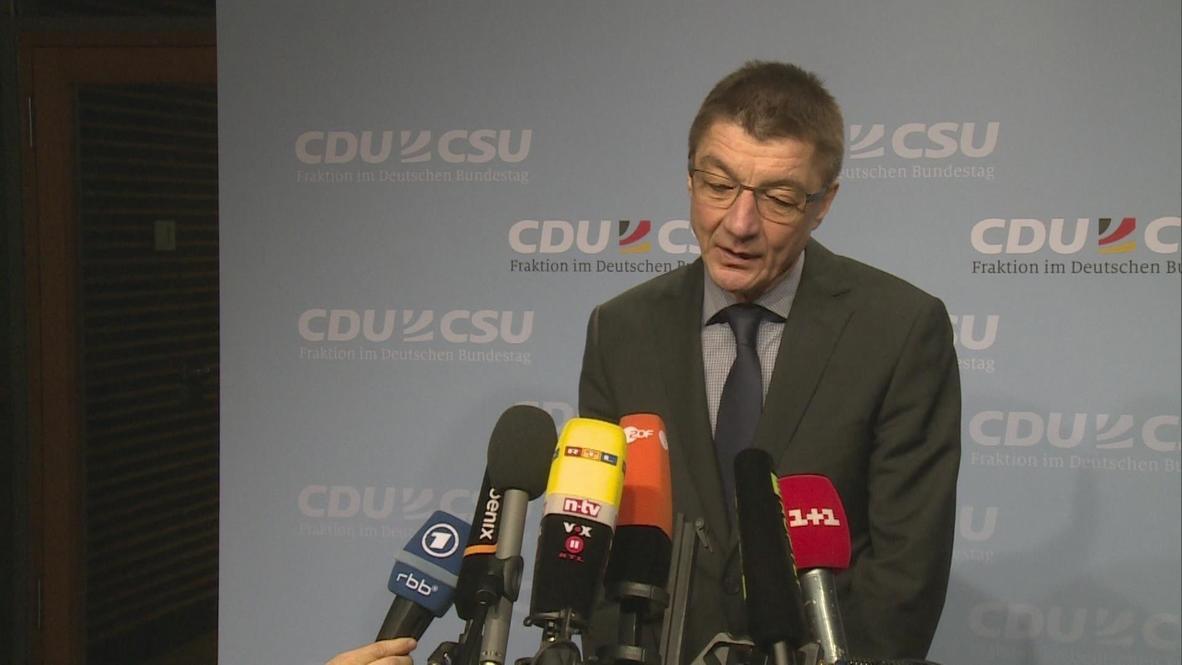 "Germany: Sanctions against Yanukovych family ""absolutely necessary"" - Schockenhoff"