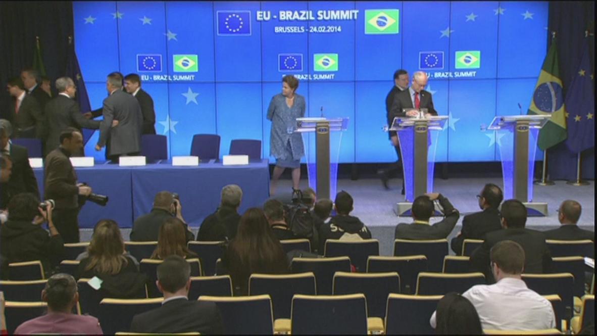 Belgium: EU ready to sign Ukraine association agreement  - Van Rompuy