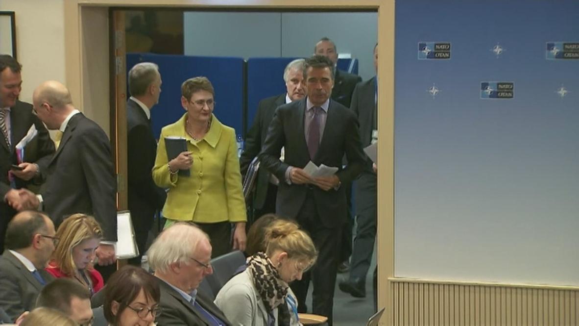 Belgium: NATO to continue military cooperation with Ukraine - Rasmussen