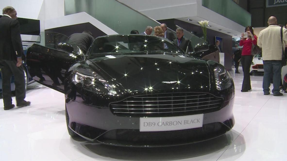 Switzerland: Make James Bond jealous with special edition Aston Martin DB9