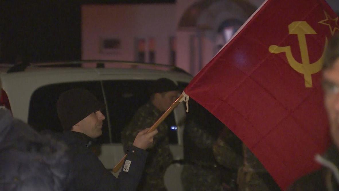 Ukraine: UN's Robert Serry flies out of Simferopol