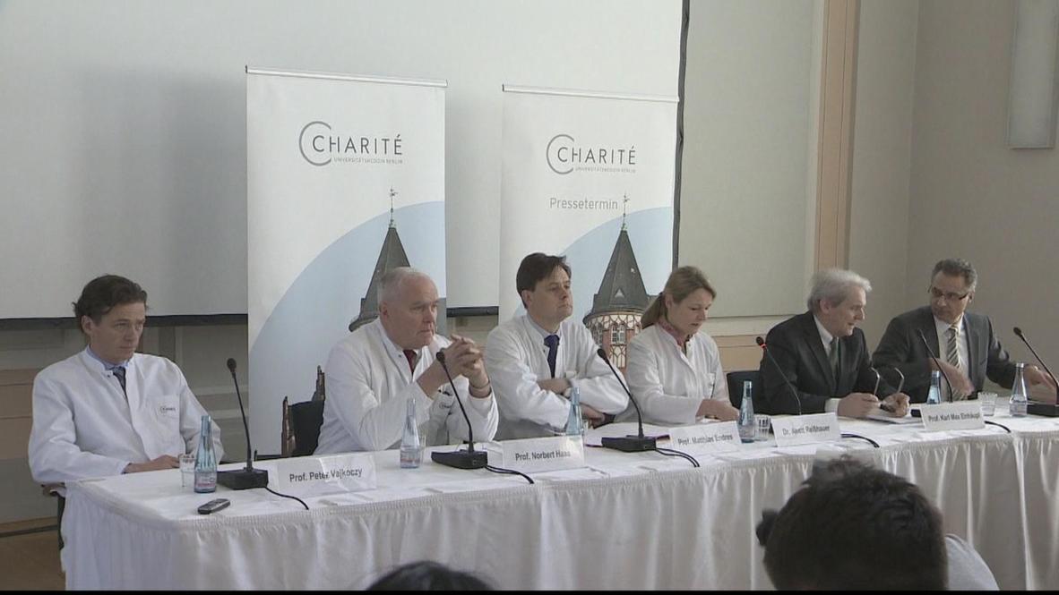 Germany: Tymoshenko prioritising health over politics - Charite doctors
