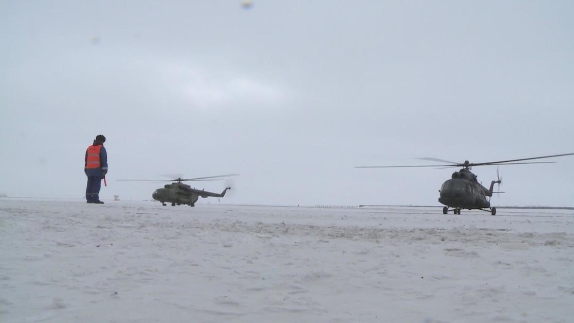 Kazakhstan: Russia's Soyuz brings ISS crew back to Earth