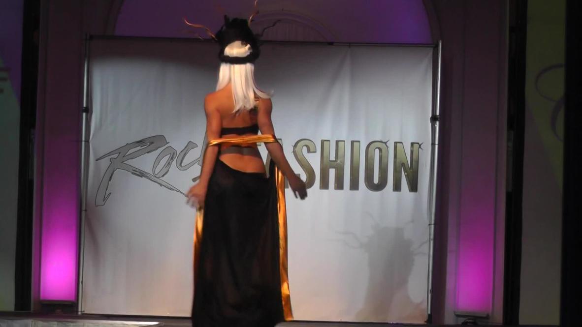USA: Los Angeles rocked by fashion