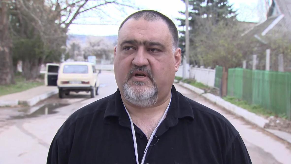 Ukraine: Bulgarian observer declares electoral process democratic and free