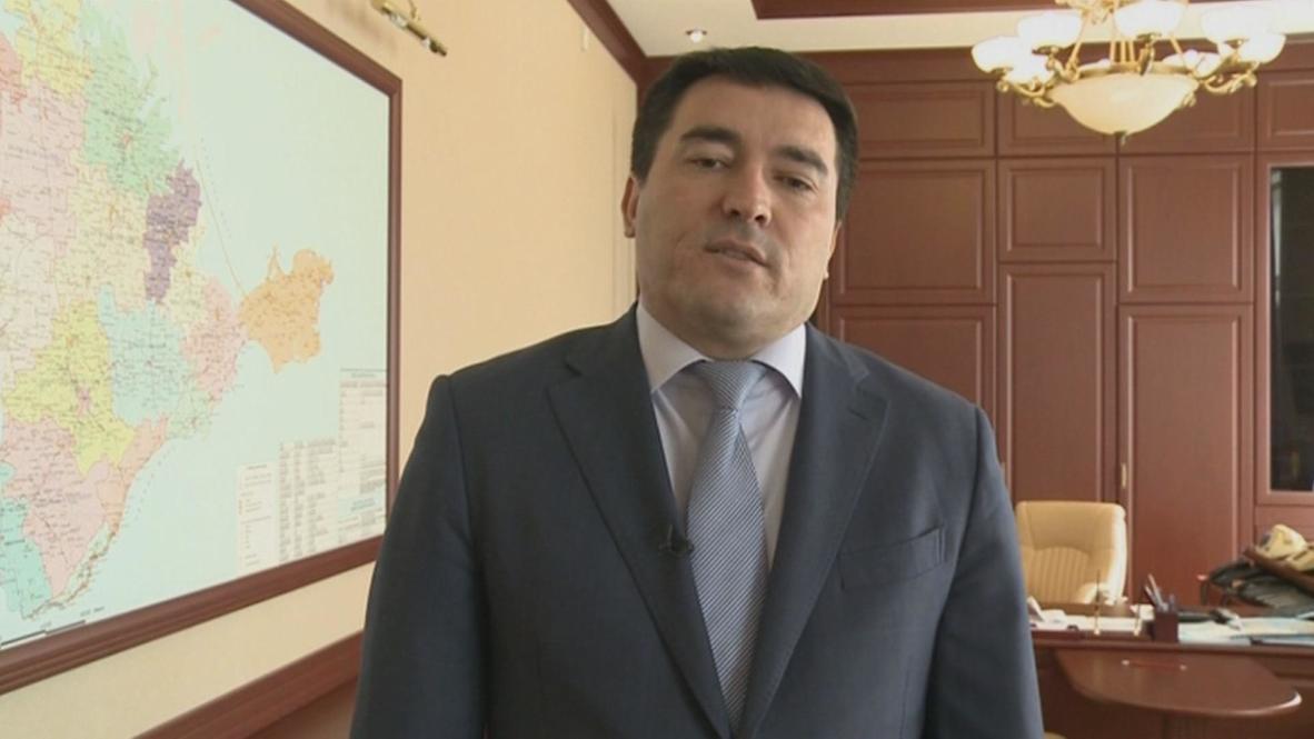 Ukraine: Crimean vice-premier Temirgaliev says Kiev should talk through Moscow