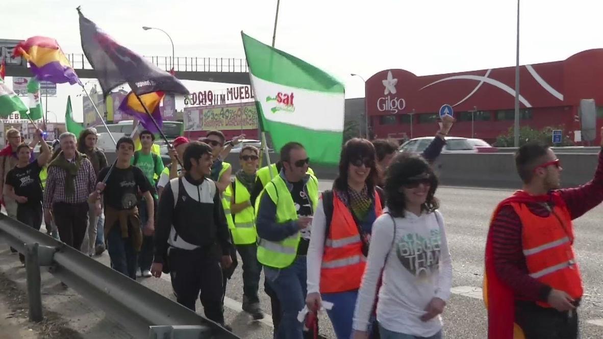 Spain: 'Robin Hood' Mayor Gordillo says a change is coming