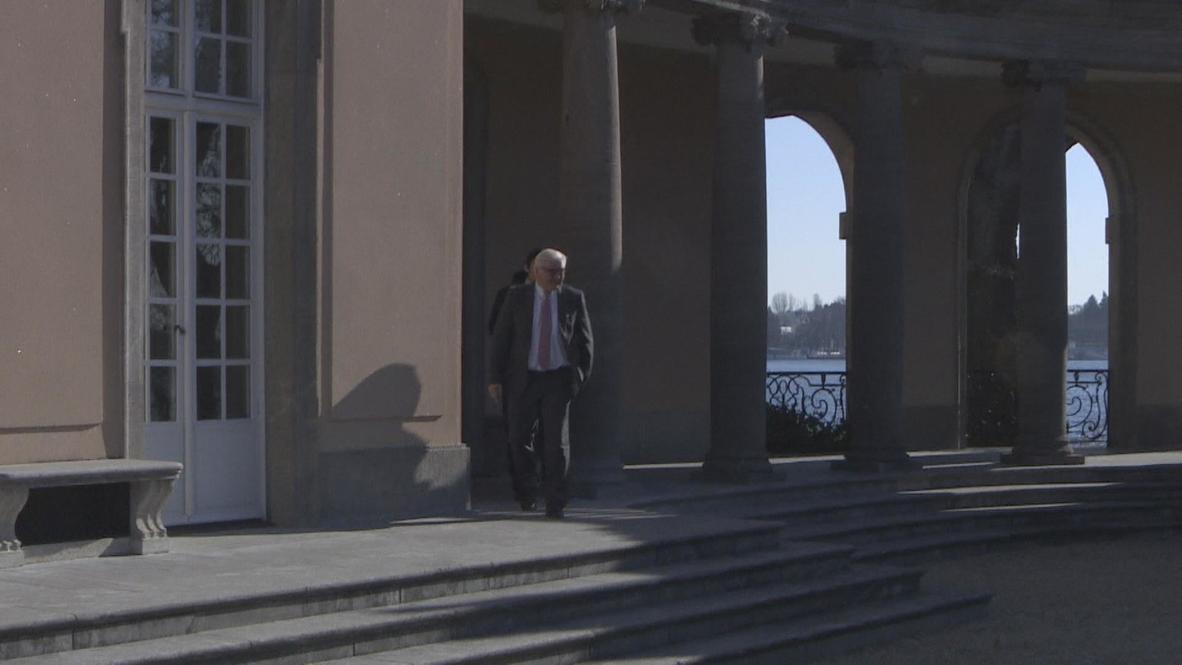 Germany: Steinmeier welcomes Yun Byung-se to Berlin