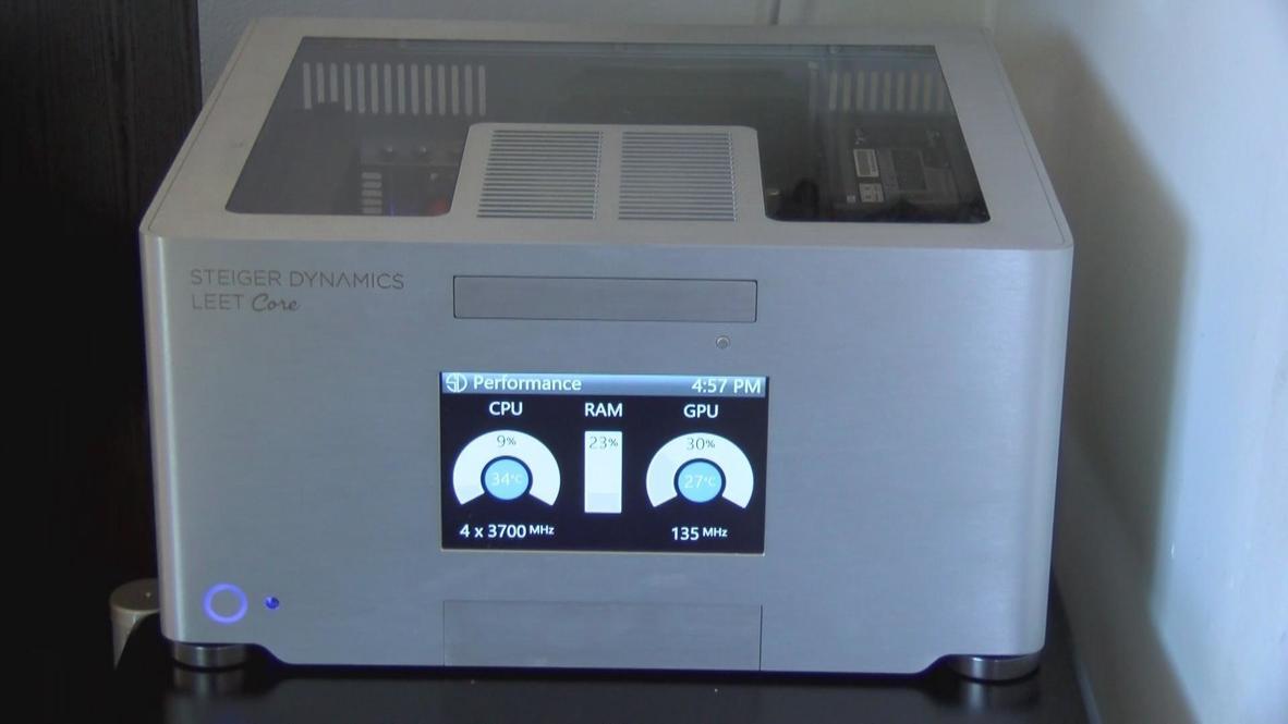USA: The $11,000 home PC dream machine