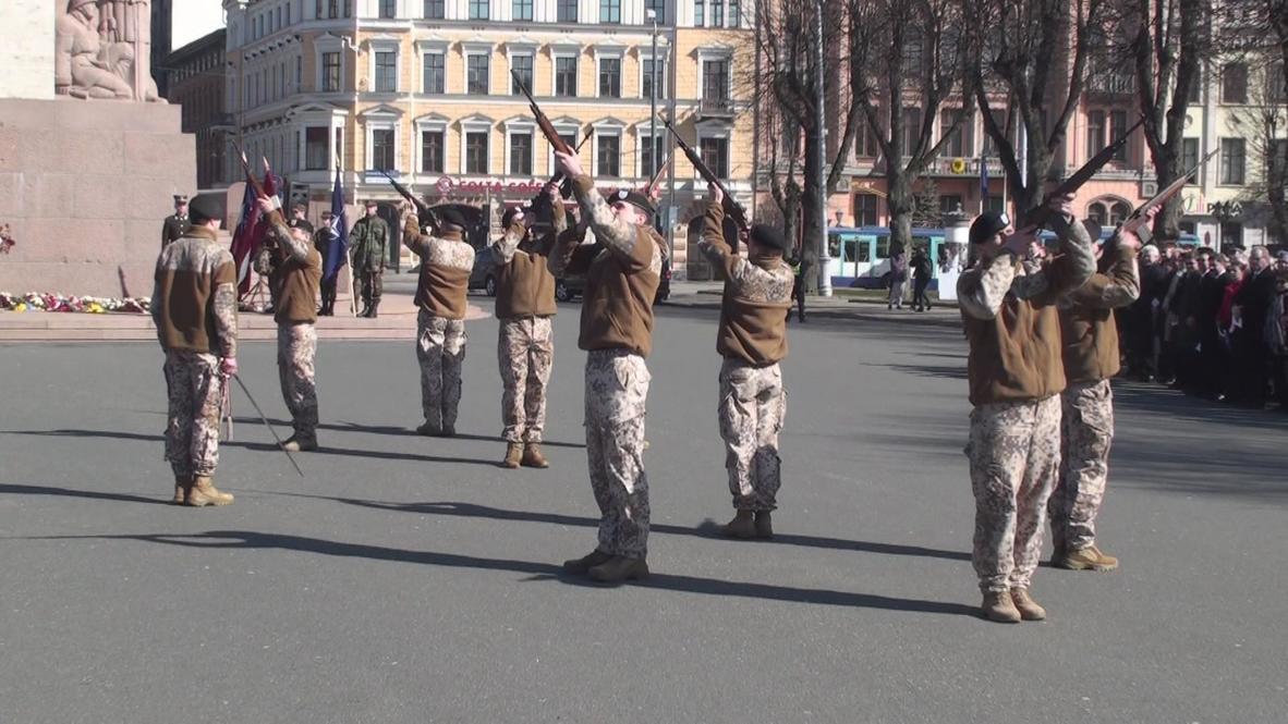 Latvia: Riga celebrates ten years of NATO membership