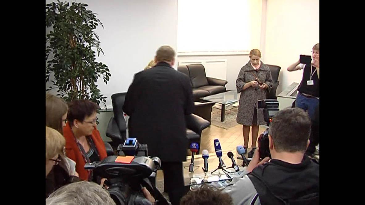 "Ukraine: Tymoshenko says Ukraine ""not prepared for war, aggression or separatism"""