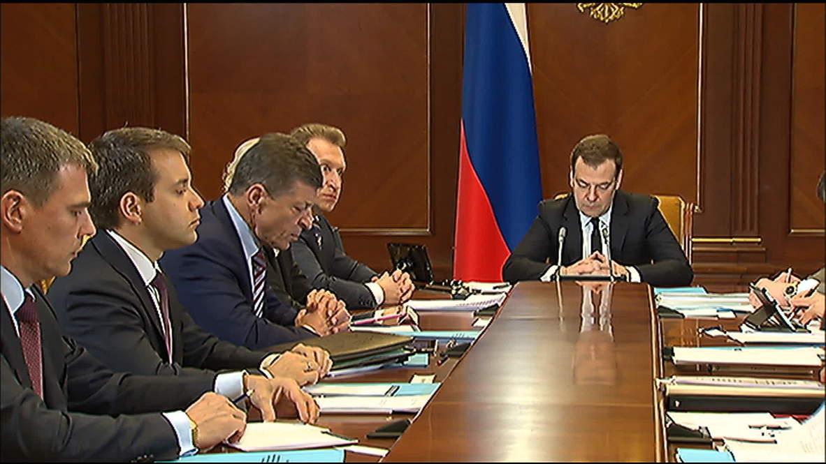 Russia: Crimea's development to take priority - Medvedev