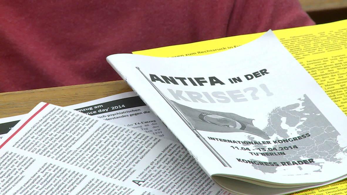 Germany: Berlin Antifa Congress meets for crisis talks