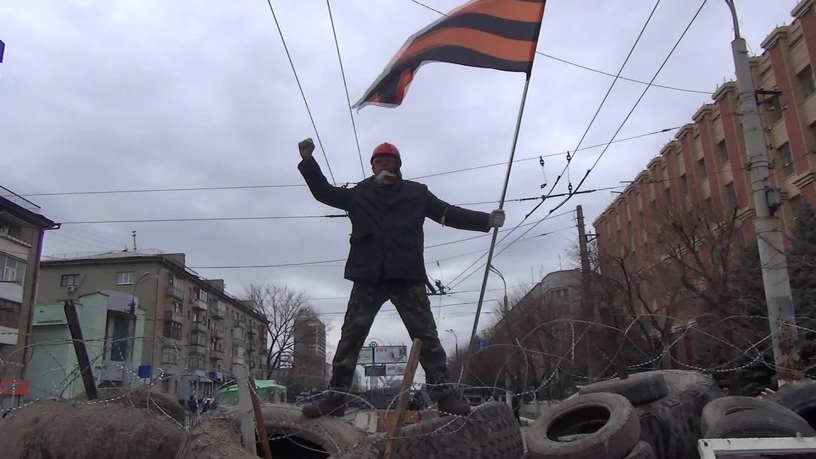 Ukraine: Tsarev wants Ukraine to have two official languages
