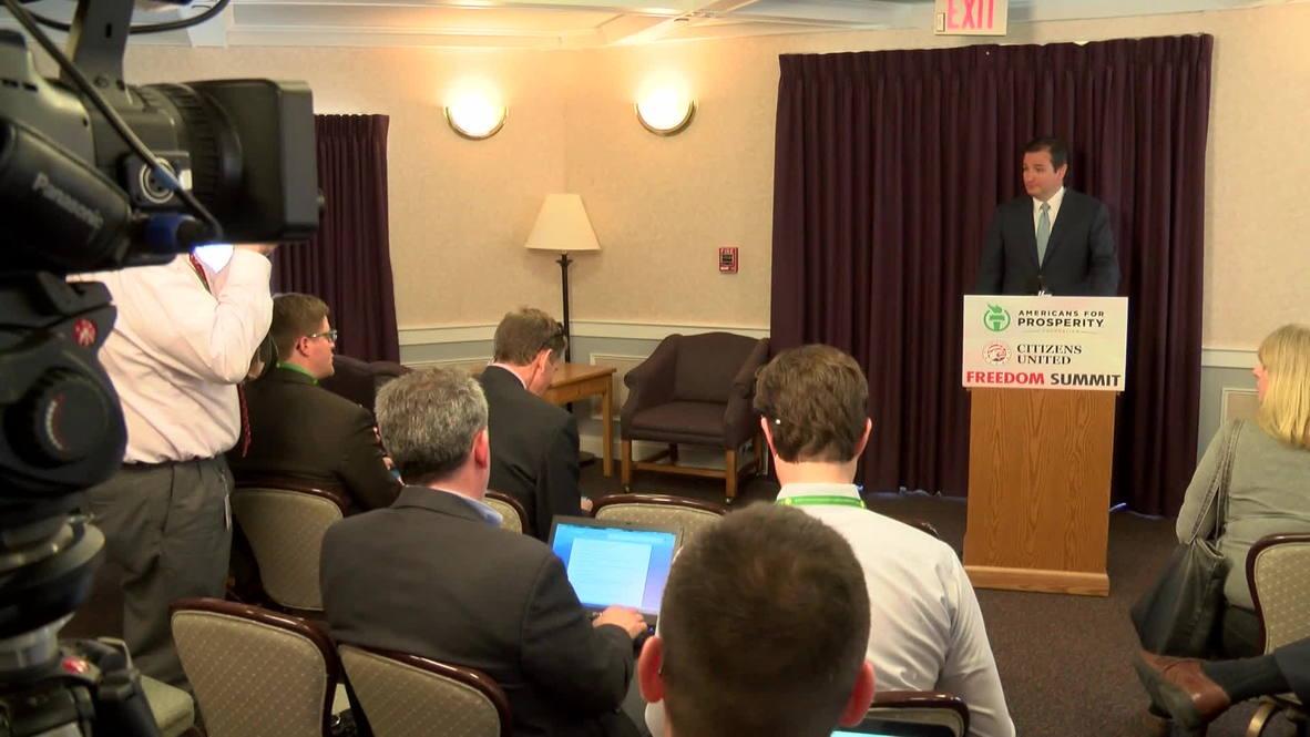 USA: Senator Ted Cruz commends US blocking of Aboutalebi's visa