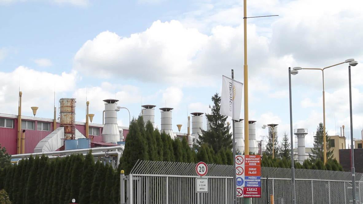 Slovakia: Ministers discuss sending gas to Ukraine