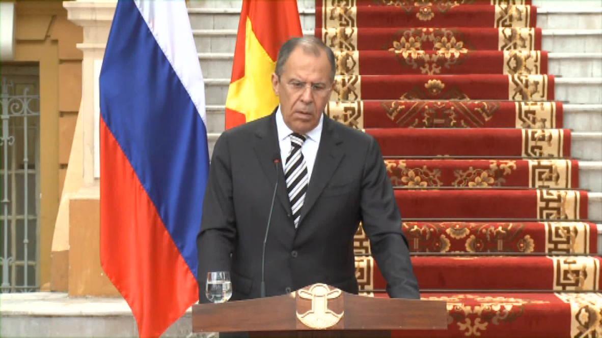 Vietnam: Kiev should respect the demands of the south-east - Lavrov