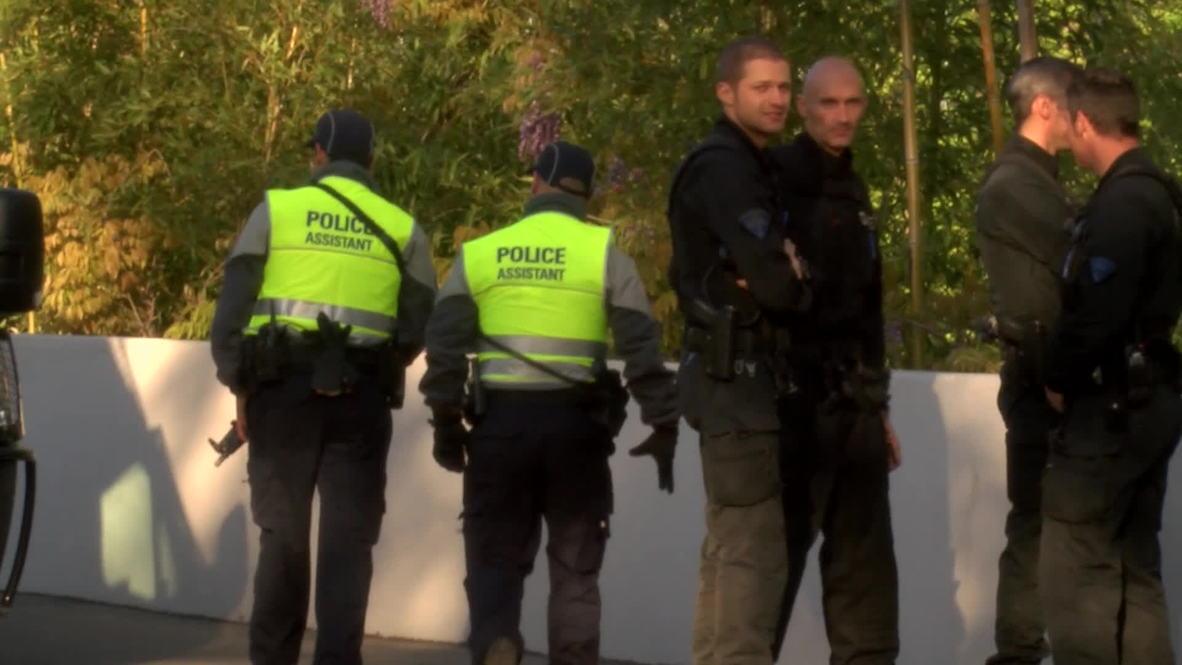 Switzerland: Geneva prepares for Ukraine talks
