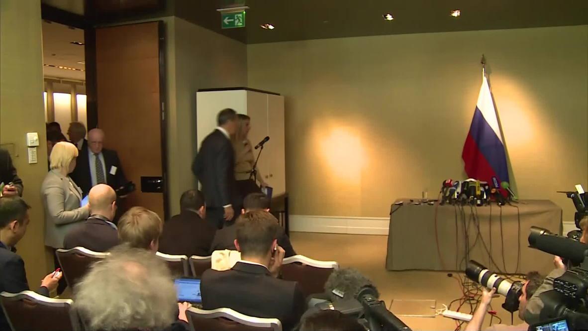 Switzerland: Four powers agree to de-escalation roadmap - Lavrov