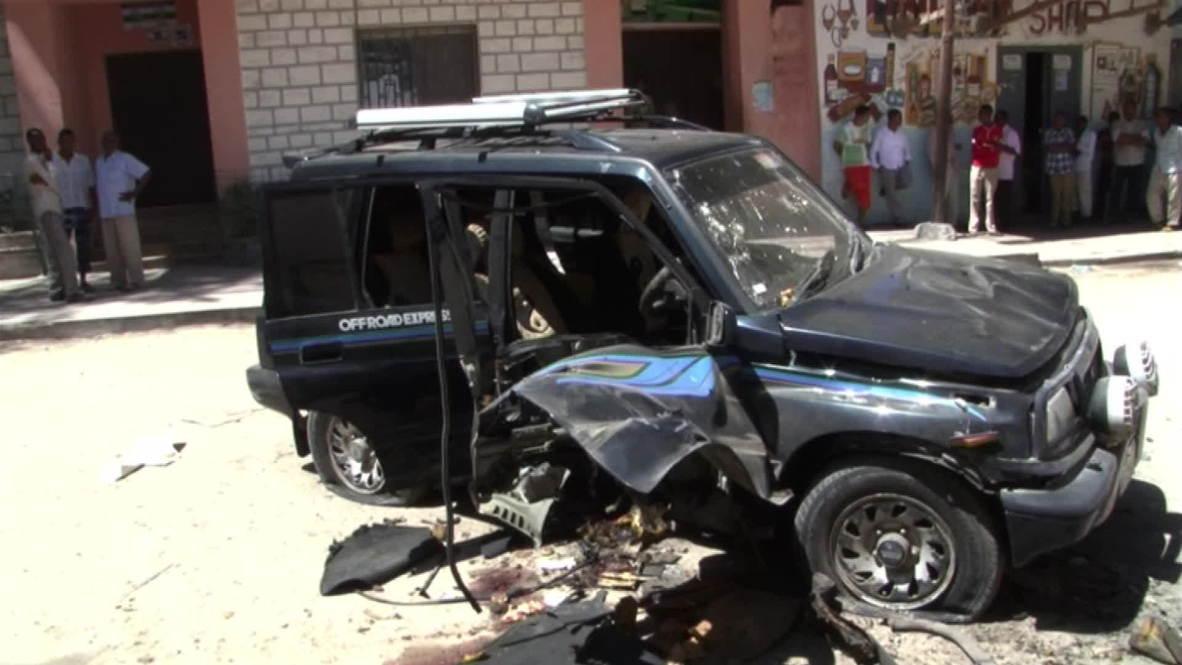 Somalia: MP assasinated by car bomb in Mogadishu