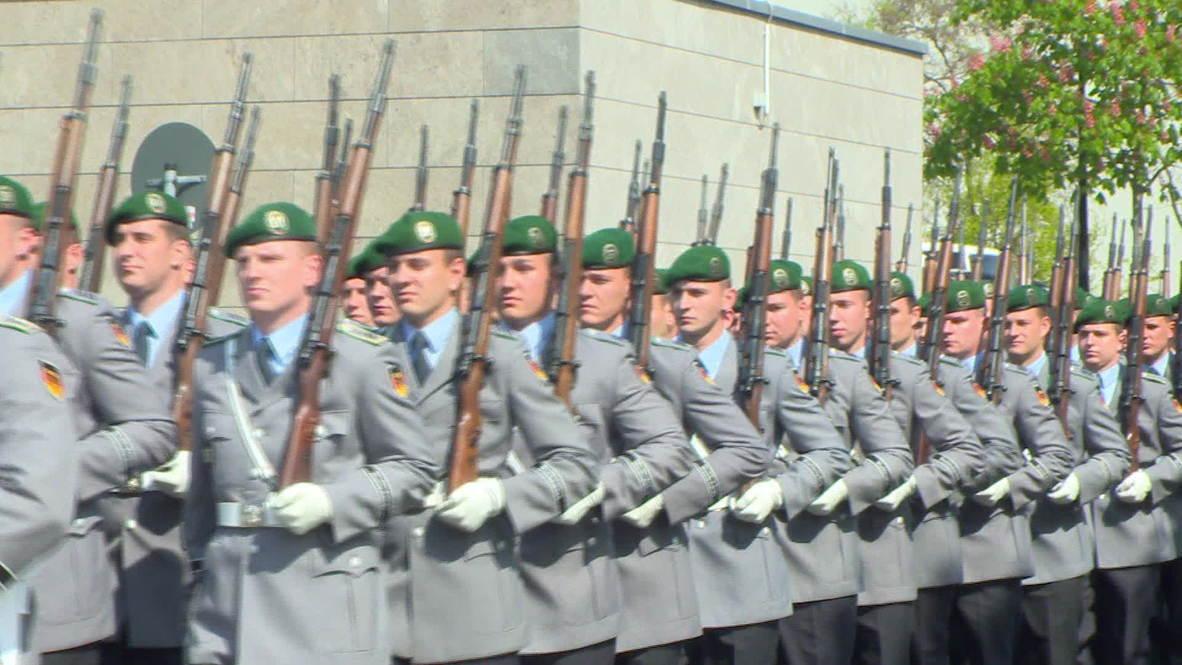 Stand Deutschland Ukraine