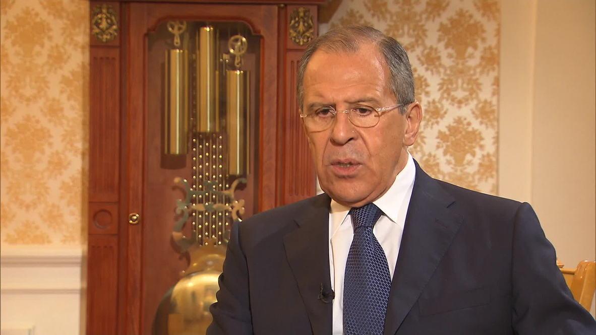 Russia: US acting hypocritically in Ukraine