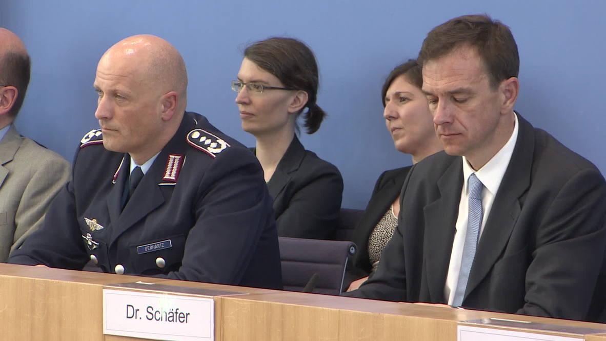Germany: Government demands return of OSCE captives