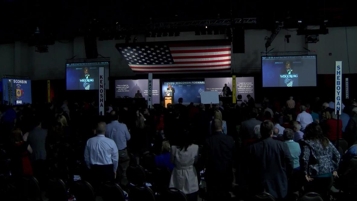 USA: Secession bid fails at Wisconsin GOP convention