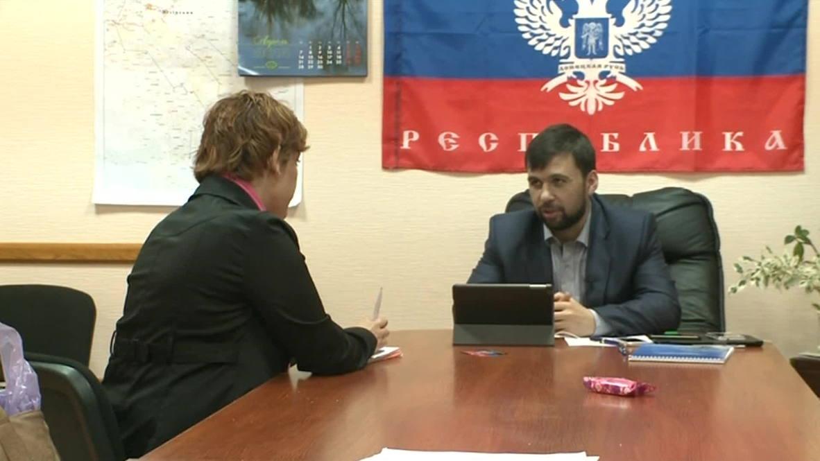 Ukraine: Donetsk leader Pushilin pushes ahead with referendum
