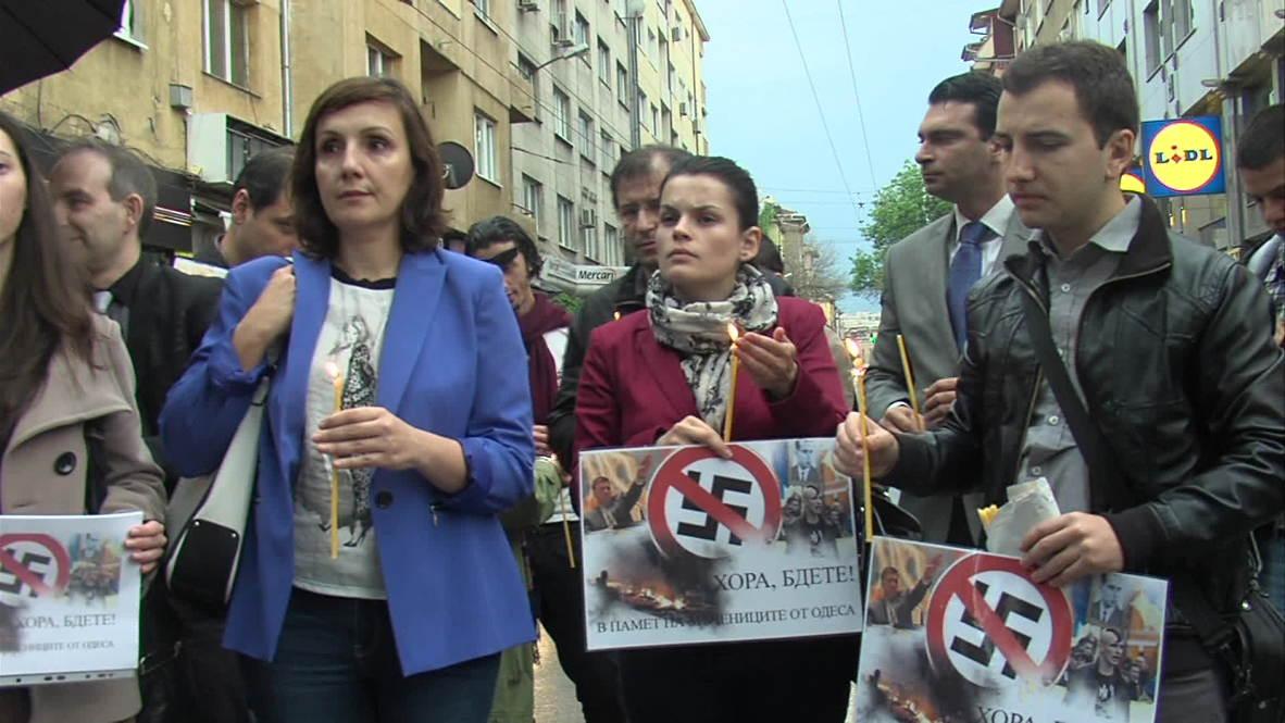 "Bulgaria: ""Europe supports fascism"" - say Sofia activists"