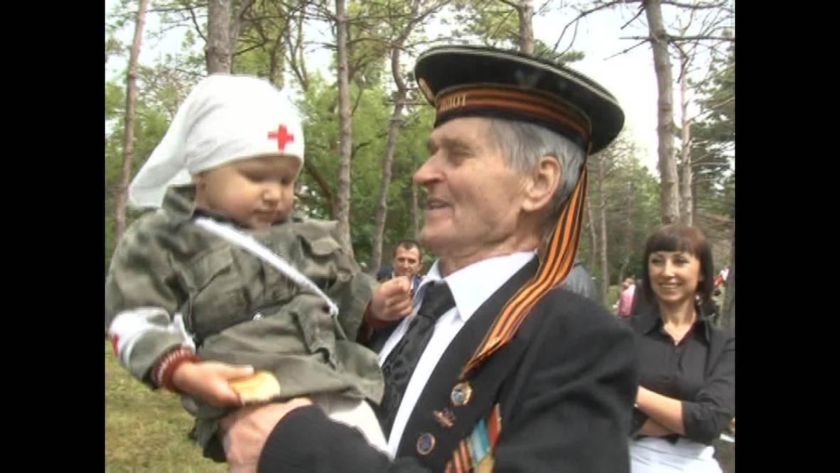 Russia: Aksenov hails the liberation of Crimea