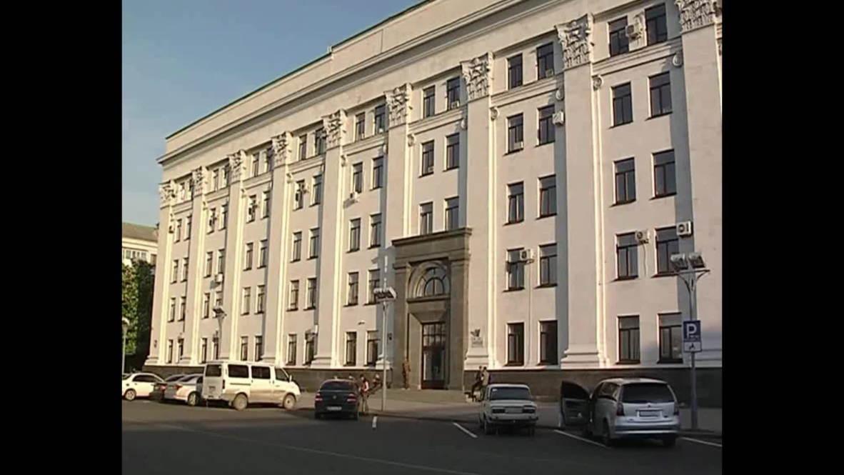 Ukraine: Lugansk polls close after 'referendum under the tanks'