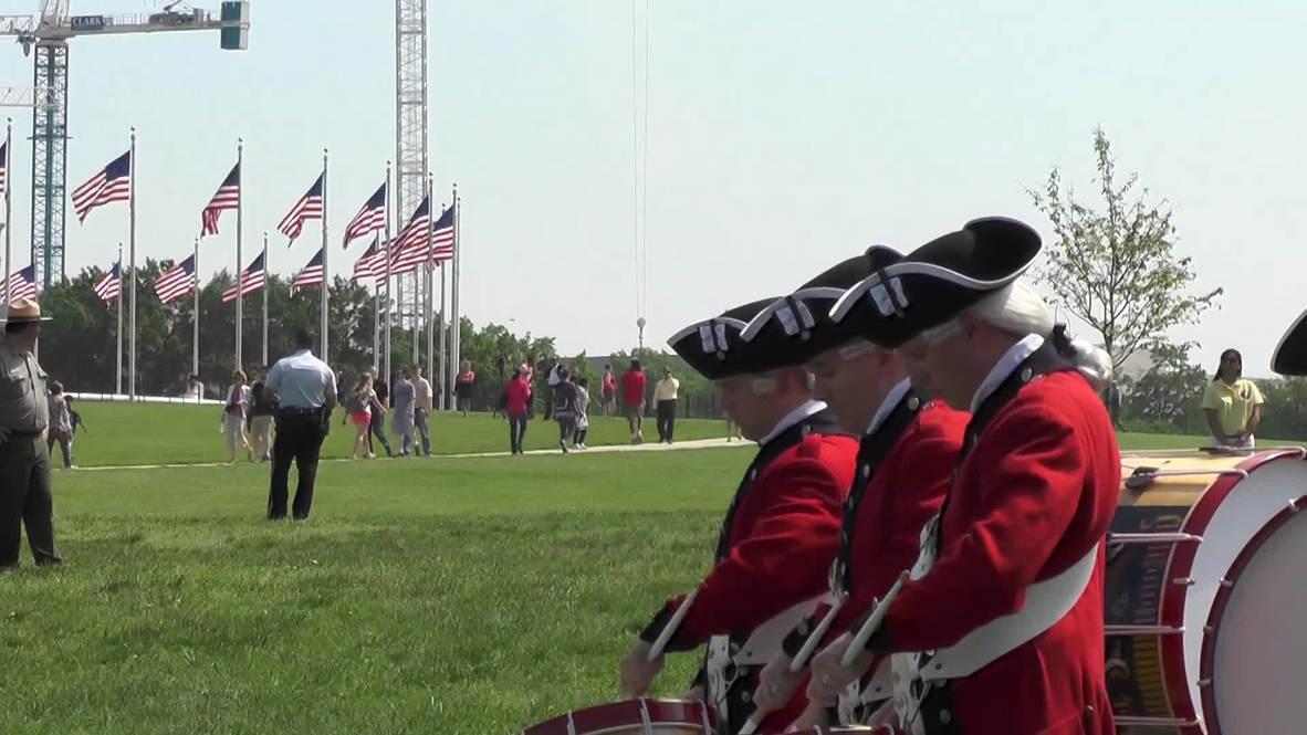 USA: Washington Monument's $15 million view reopens to the public