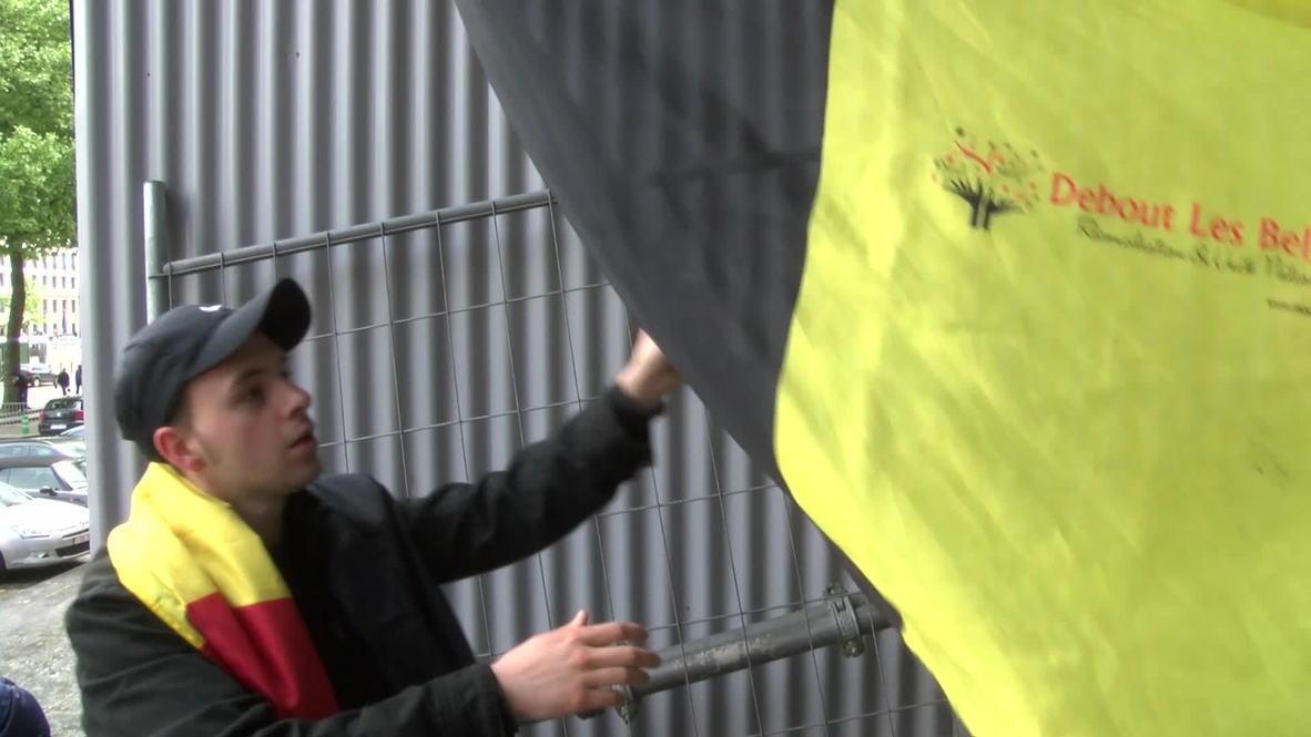 """Belgium: """"I respect the referendum in Ukraine"""" - Laurent Louis"""
