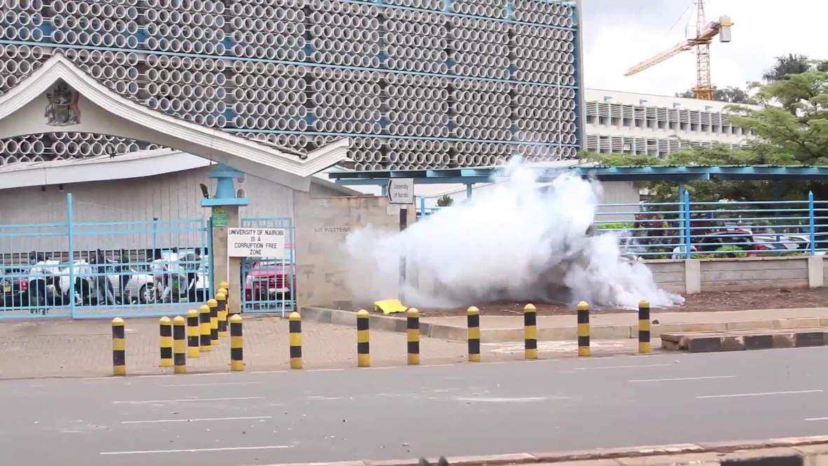 Kenya: Students and police battle over university fee hikes