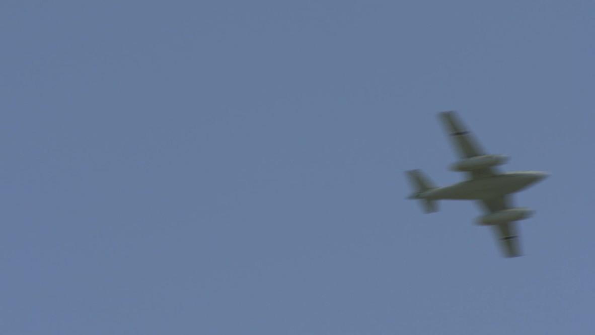 Germany: Messerschmitt returns to the skies of Berlin
