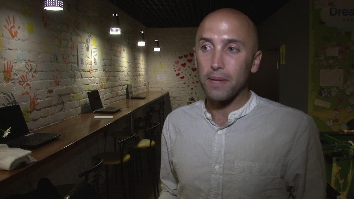 Ukraine: Graham Phillips released by Kiev authorities