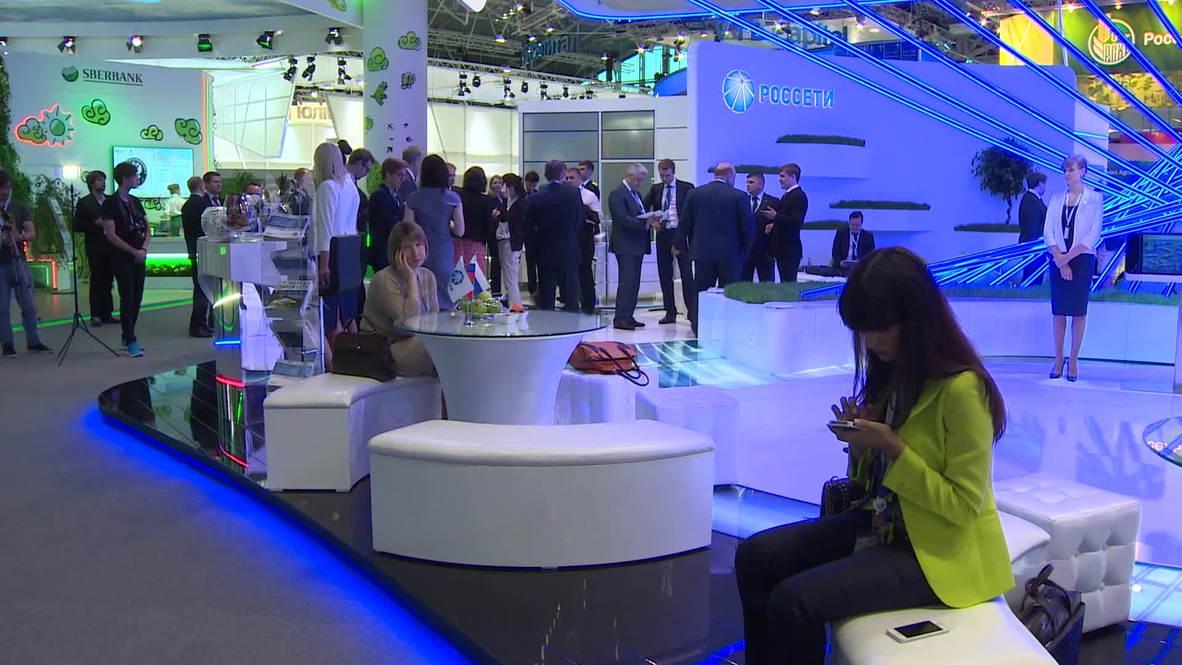 Russia: Duma deputy hails alternative global economy
