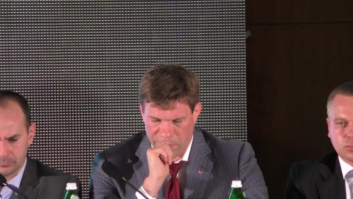 Ukraine: 'Novorossiya is our name' declares Gubarev