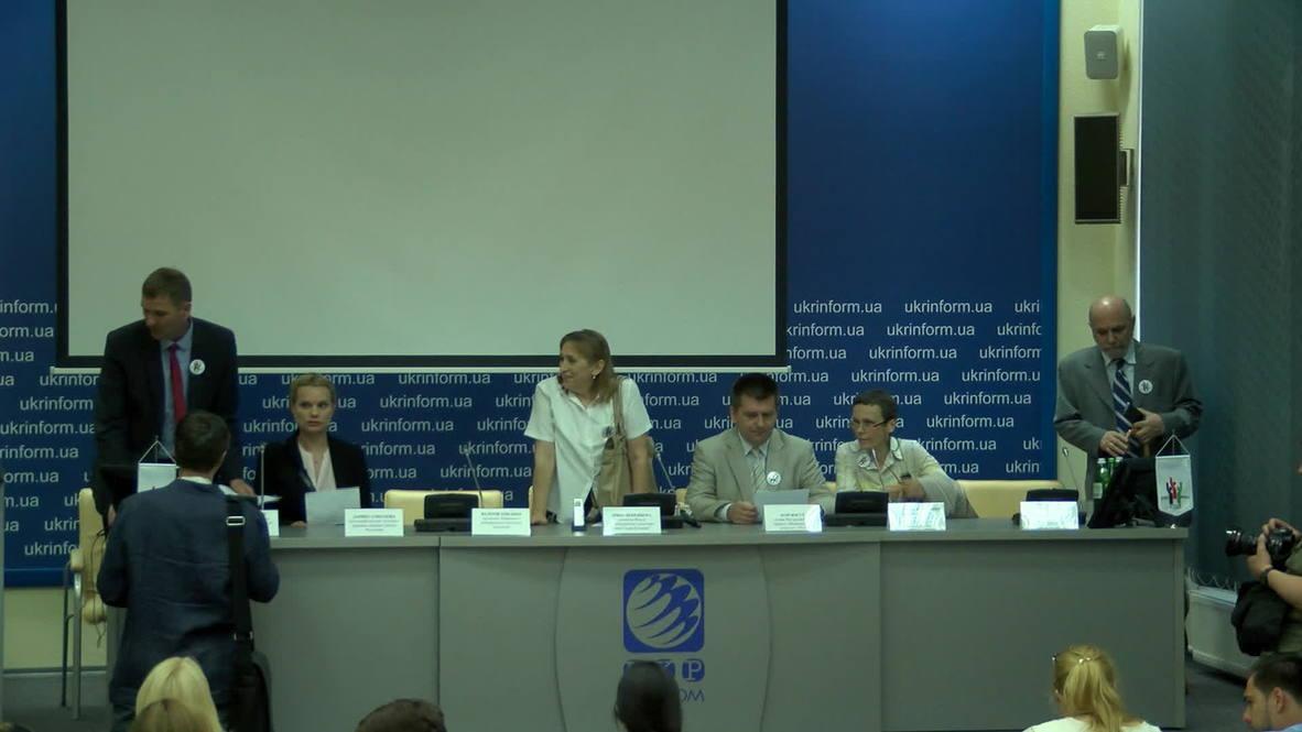 Ukraine: Poroshenko wins presidential election - exit polls