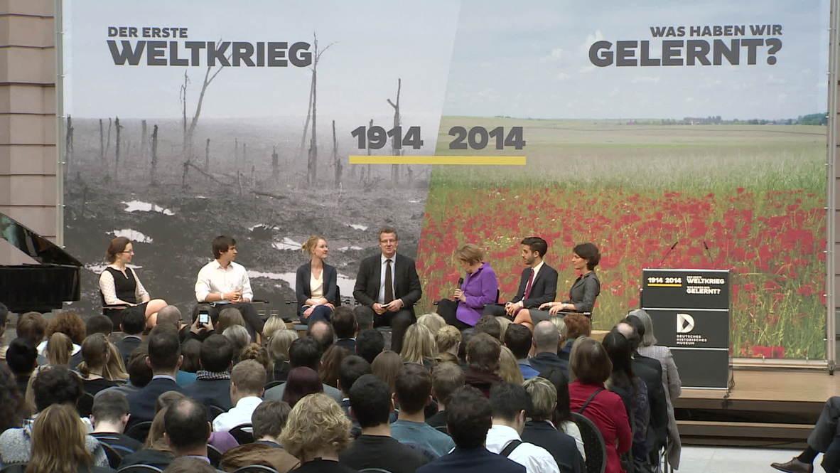 Germany: Territorial integrity a 'pillar of our European post-war order' - Merkel