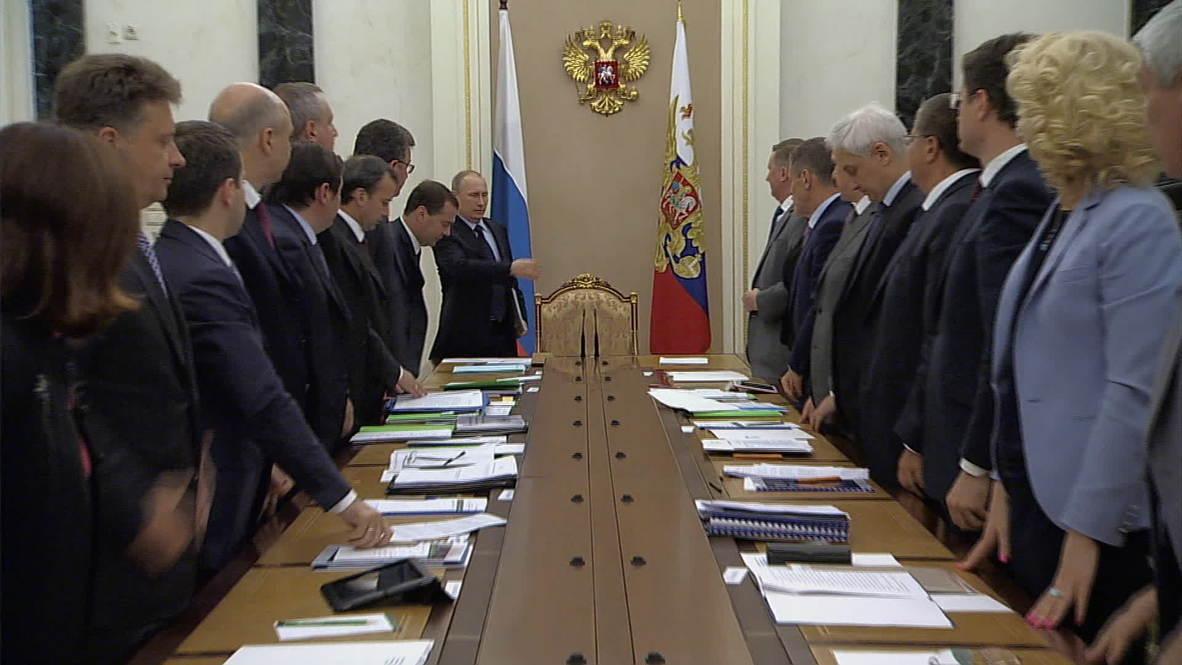 Russia: Ukraine must pay Russia by June 2 - Gazprom's Miller