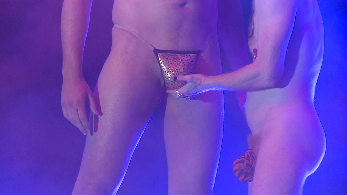 Austria: Conchita Wurst rises like a Phoenix at Boylesque fest *EXPLICIT*