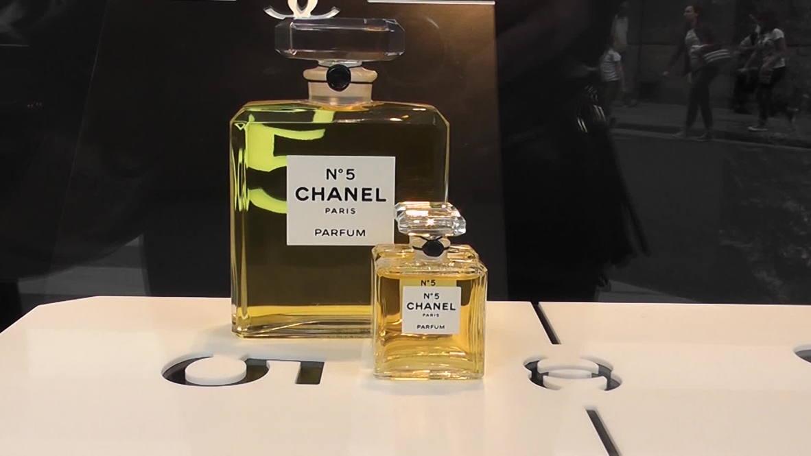 France: Chanel No 5 faces the EU axe