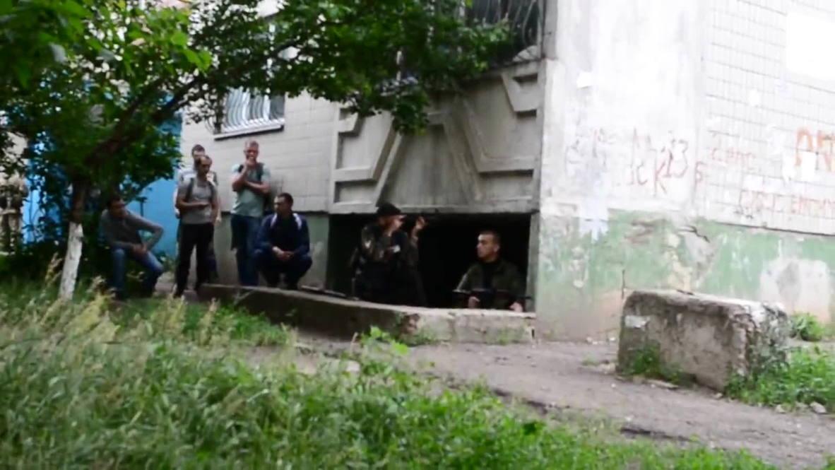 Ukraine: Fighting continues in Lugansk