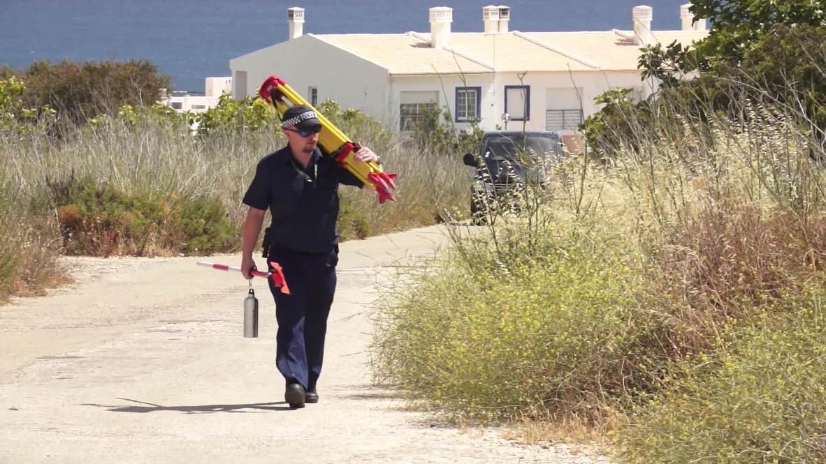 Portugal: Police prepare to dig for Madeleine McCann in Algarve resort town