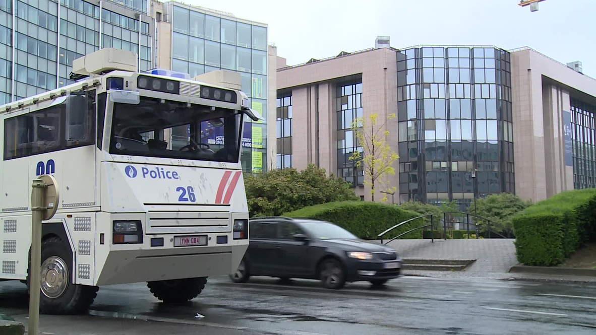 Belgium: Security tightens for G7 Summit