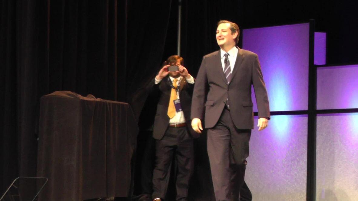 USA: Iran, Russia, China makes world a 'dangerous place' – Ted Cruz